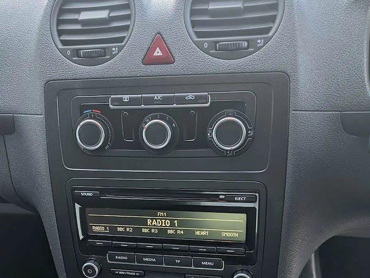 Volkswagen Caddy Maxi C20 Life TDi 2015