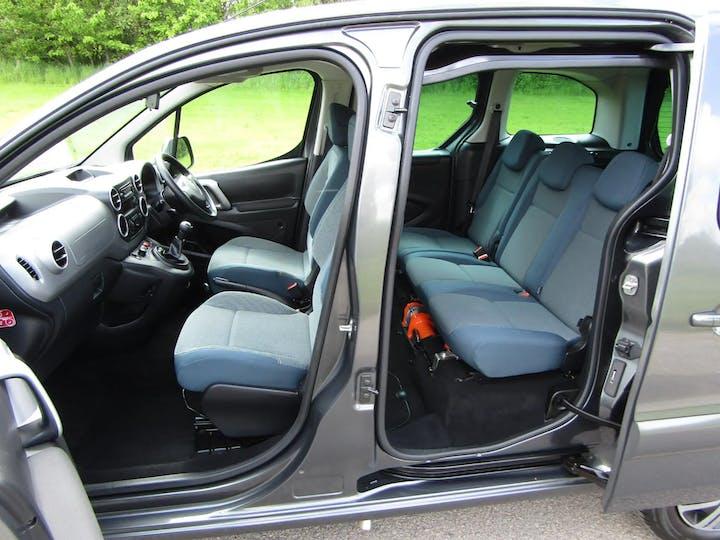Grey Citroën Berlingo Multispace Bluehdi Edition 2018