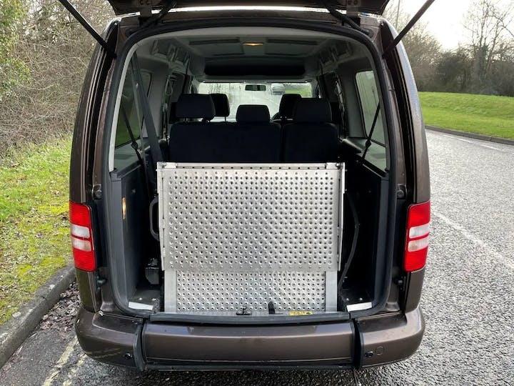 Brown Volkswagen Caddy Maxi C20 Life TDi 2015