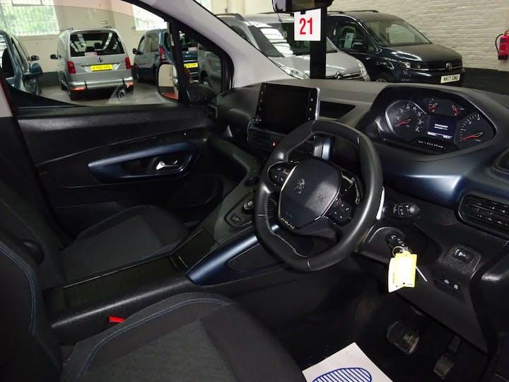 Peugeot Rifter Horizon Re 2019