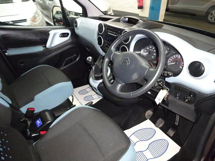 Grey Citroën Berlingo Multispace HDi Plus 2015