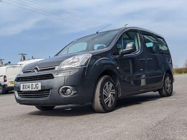 Citroën Berlingo Multispace HDi Vtr 2014