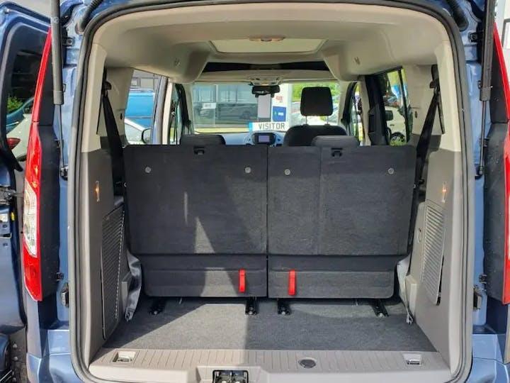 Blue Ford Grand Tourneo Connect Titanium TDCi 2020