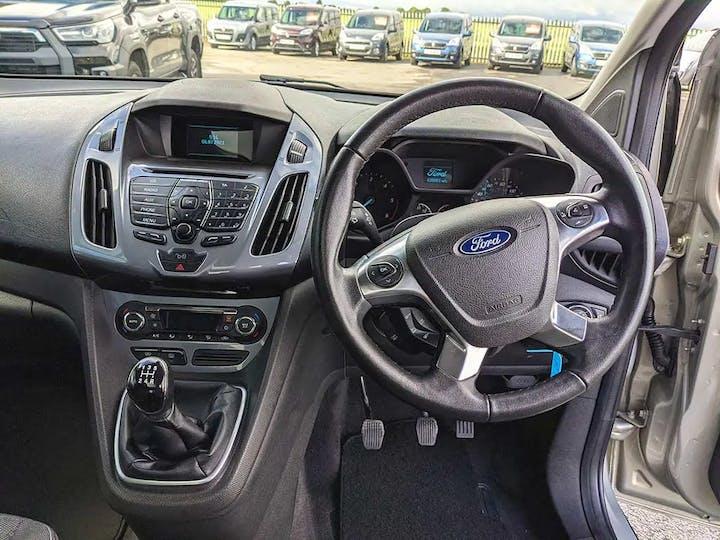 Ford Tourneo Connect Titanium TDCi 2016