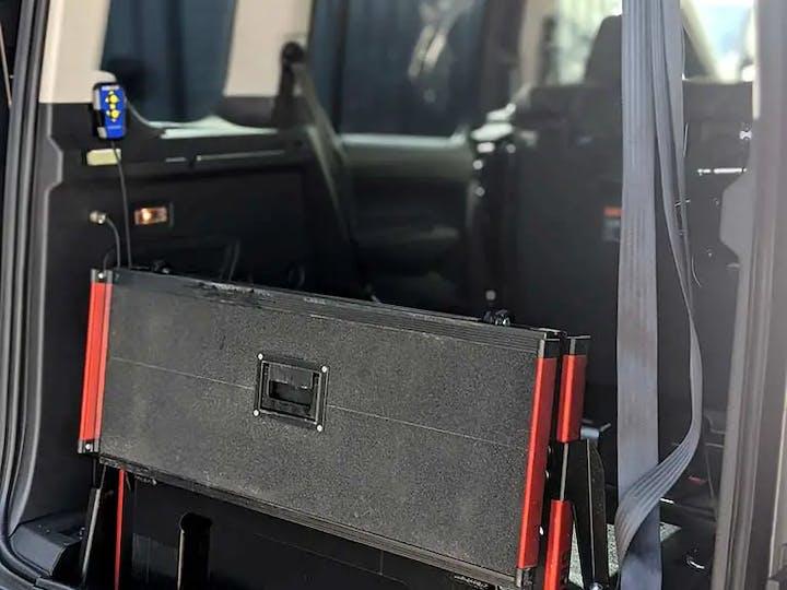 Ford Tourneo Connect Zetec TDCi 2016