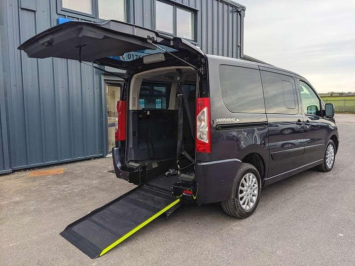 Peugeot Expert E7 Taxi L1 HDi 2014