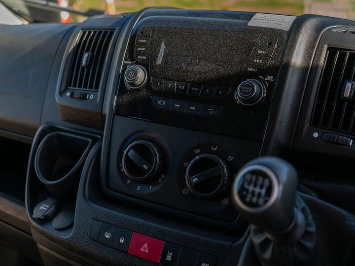 Blue Peugeot Boxer HDi 440 L4h2 W/v 2015