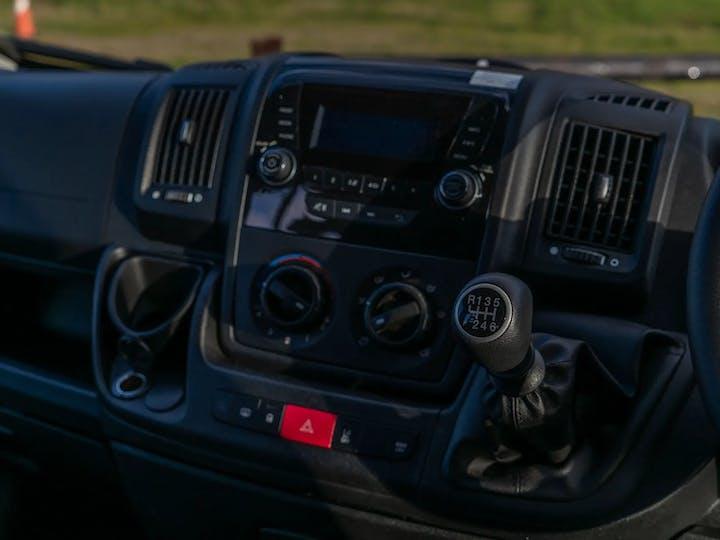 Silver Peugeot Boxer HDi 440 L4h2 W/v 2016