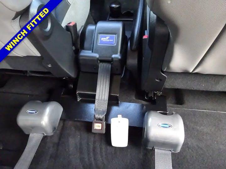 Grey Citroen Berlingo Multispace Bluehdi Feel Edition 2016