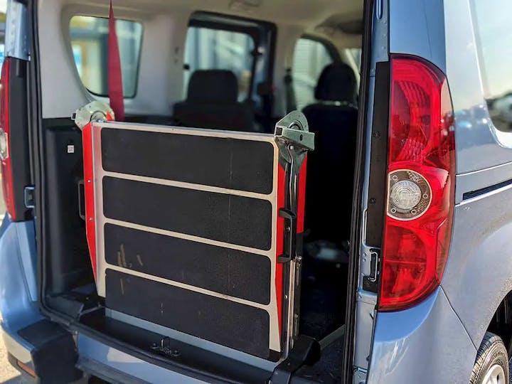 FIAT Doblo MultiJet Dynamic 2011